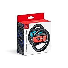 Nintendo 250013 Joycon Stuurset, Zwart (Nintendo Switch)