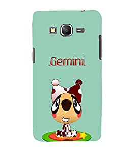 TOUCHNER (TN) Gemini Back Case Cover for Samsung Galaxy Grand Prime G530h