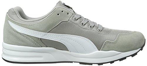 Puma Herren Xt 0 Low-Top Grau (drizzle-white-drizzle 09)