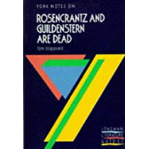 """York Notes on Tom Stoppard's """"Rosencrantz and Guildenstern are Dead"""" (Longman Literature Guides)"""