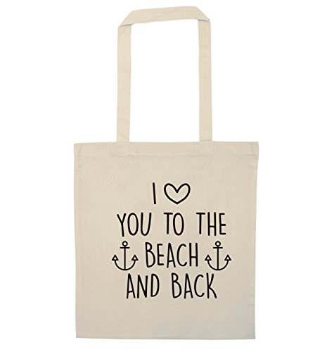 Flox Creative , Borsa da spiaggia  Donna Natural