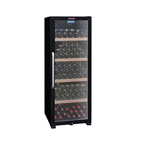 La Sommelière  Cave à vin de vieillissement CTVNE186A par FRIO | 194 bouteilles – Température entre 5°C et 20°C | Design no