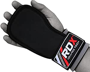 RDX Weight Lifting Gym Strap Palm Crossfit Wrist Wraps Exercise Bodybuilding Training Workout