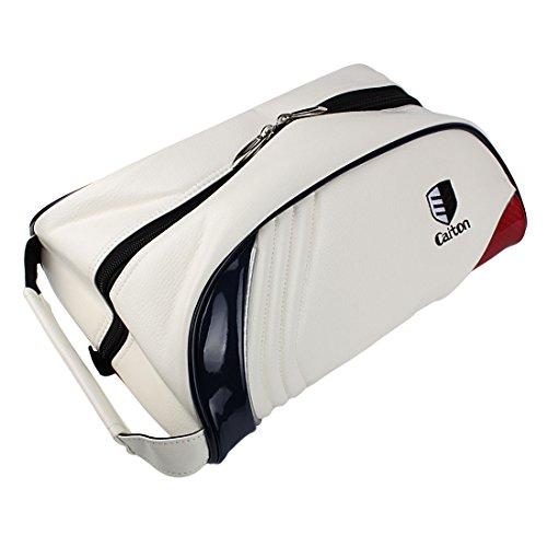 Andux Golf Schuhe Tasche Sport Zubehör Kollektion Tote GEFXB-01 (Nike Schuhe Tasche Golf)