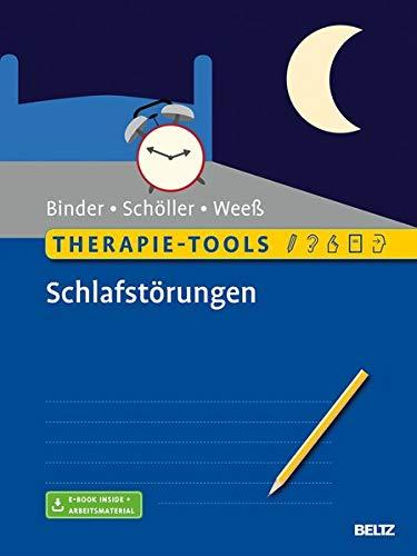 Therapie-Tools Schlafstörungen: Mit E-Book inside und Arbeitsmaterial