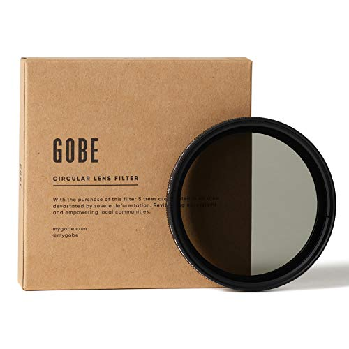 Gobe - Filtre ND Variable NDX pour Objectif 67 mm (1Peak)