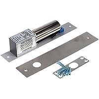 KKmoon Gota Eléctrica Pestillo de la Cerradura de la Puerta DC 12V Magnético Inducción Auto Cerrojo para el Sistema de Control de Acceso de Seguridad