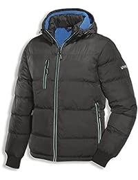 Uvex Thermo-Jacke Winterjacke Outdoorjacke textreme storm 9894 Farbe schwarz-blau