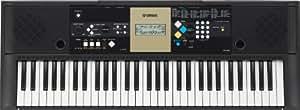 Yamaha YPT220 Clavier Arrangeur Non Dynamique 61 Touches 5 W Noir
