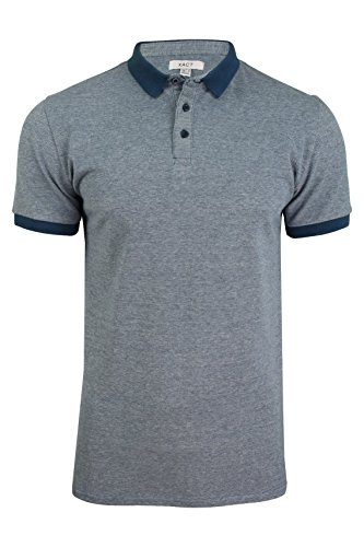 Xact Mens Short Sleeved Cotton Pique Polo T-Shirt