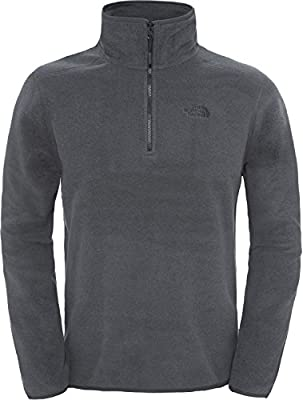 The North Face Herren M 100 Glacier 1/4 Zip Fleece-Pullover von The North Face - Outdoor Shop