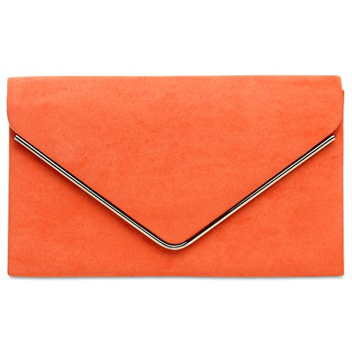 caspar-fashion-cartera-de-mano-para-mujer-color-naranja-talla-one-size