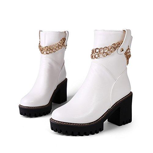 Adee Bottes Femme Bottes Pour Blanc Femme Pour Bottes Pour Adee Adee Blanc rrZw4xdU