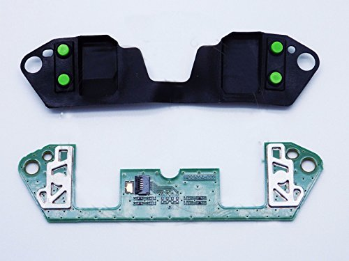 Xbox One Elite Controller P1 P2 P3 P4 Paddel Power Switch PCB Board & Silikon Gummi ableitfähige Pad (One Xbox Games Board)