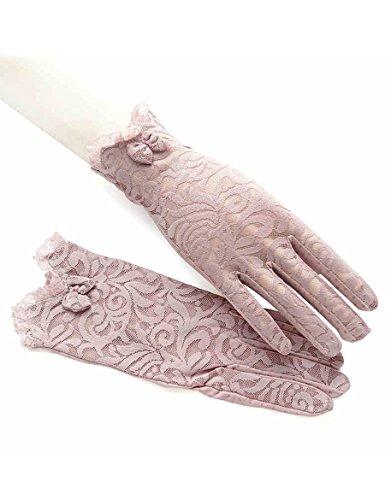 Guantes retro de la protección solar del ciclo del verano guantes de