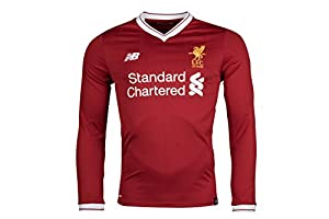 New Balance Men's Lfc Home Long Sleeve Football Shirt by New Balance