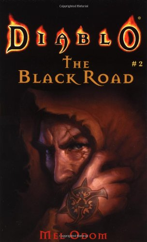 The Black Road (Diablo, Book 2)