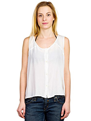 Rusty lovitt t-shirt pour femme Blanc - Blanc