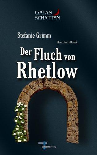 Buchseite und Rezensionen zu 'Der Fluch von Rhetlow: Mysteryserie Gaias Schatten, Band 2' von Stefanie Grimm