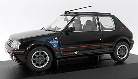 Voiture Miniature Peugeot 205 - Vanguards 1/43 VA12706B Peugeot 205 GTi 1.9