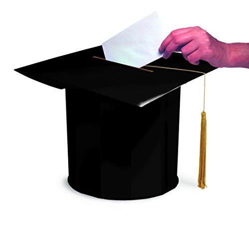 Creative Converting Graduation Cap Form Card Box