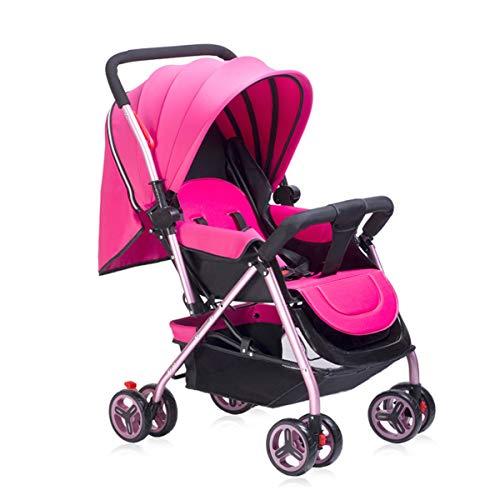 BabyCarriage Kindheit Kinderwagen, hohe Landschaft tragbaren Zwei-Wege-Wagen, kann Kinderwagen sitzen liegen