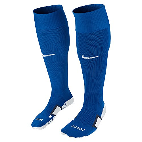 Nike Knee High Team Stadium II OTC Socks Stulpen, Königsblau/Midnight Navy/Weiß, S (Socks Knee Navy White)