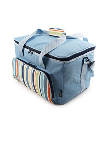 greenfield-collection-sky-blue-30-litre-foldable-family-cool-bag