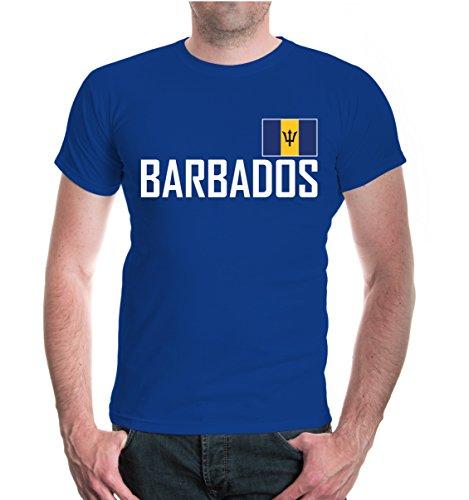 buXsbaum® T-Shirt Barbados Royal-