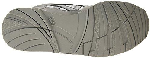 Asics Gel-Atlanis, Baskets Basses Mixte Adulte Gris (medium Grey/medium Grey 1212)