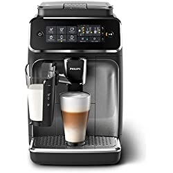Philips EP3246/70 Machine à Café Automatique Expresso Séries 3200 LatteGo Argent
