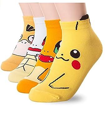 Dani's Choice Calcetines con personajes famosos de animación japonesa