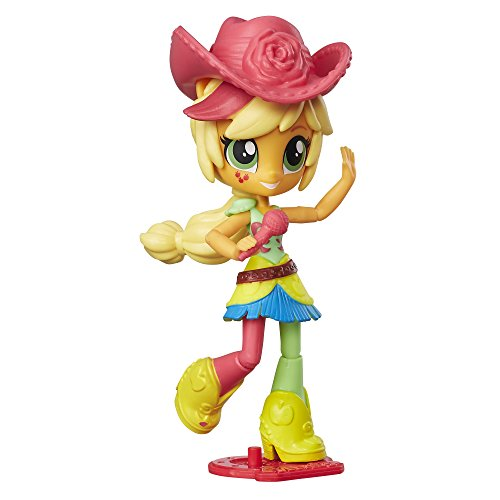 High Pony Little My Canterlot (My Little Pony: Equestria Girls – Apple Jack – bewegliche Spielfigur)