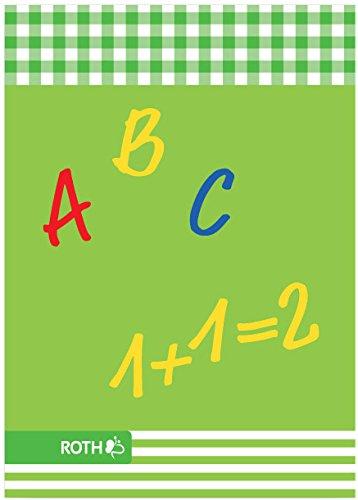 """ROTH Oktavheft """"Hurra Schule"""", DIN A6, liniert, 32 Blatt VE = 1"""