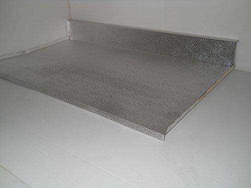 DELPA MOBILI Protezione Alluminio SOTTOLAVELLO Base 90 CM