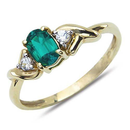 created-emerald-and-white-topaz-fashion-ring-10k-yellow-gold-by-nissoni-jewelry