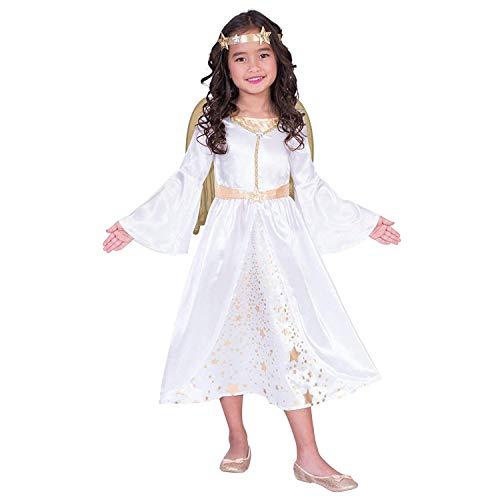 Amscan Engel Krippenspiel Weihnachten Kostüm Kinder Kleinkinder Mädchen