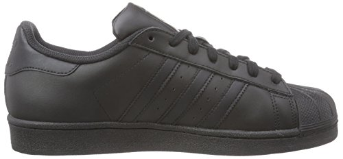 adidas Superstar Foundation, Herren Sneakers, Schwarz - 6
