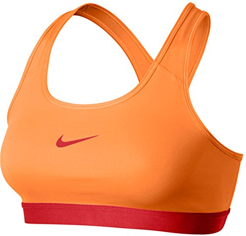 NIKE soutien-gorge de sport pro classic - Orange