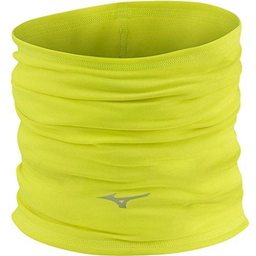 Mizuno Golf 2017 Mens Nova Triwarmer Snood Neck Warmer Saftey Yellow One Size