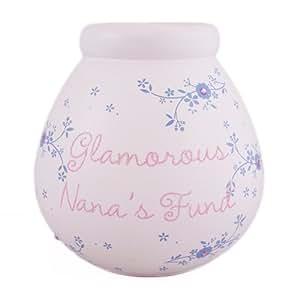 Pots de rêves Tirelire Glamorous Nana. [Jouet]