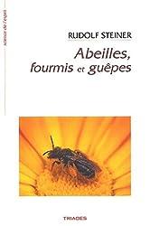Abeilles, fourmis et guêpes