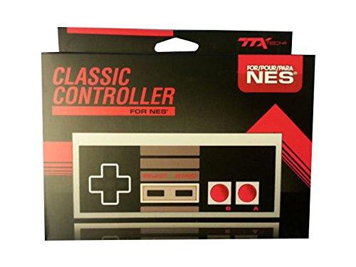 TTX Tech Wired 8-bit Controller Kontroller Remote für Nintendo Entertainment System