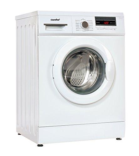 Comfee WM 8014.1 A+++ Waschmaschine FL / 196 kWh/Jahr / 1400 UpM / 8 kg / 11000 L/Jahr / ECO Programm / Sportbekleidung  / weiß