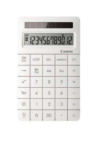 Canon 8339B002 Business Taschenrechner X MARK II, weiß