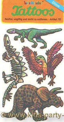 Lutz Mauder - Calcomanías infantiles de dinosaurios