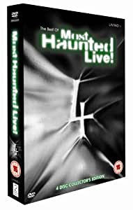 Most Haunted Live: Best Of [DVD]