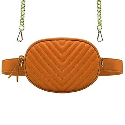 Charmoni® - Sac banane/sac ceinture/sac à main pochette bandoulière femme NEUF Réf. chmn50