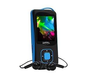 Zebronics Portable Media Player Mupic Beat-Blue