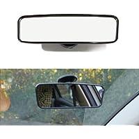 PME–Specchietto retrovisore universale auto camion interno specchio, Specchio retrovisore ventosa i NUOVA VERSIONE–QUALITÀ migliorata